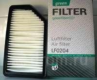 Фильтр воздушныйGREEN FILTER lf0204