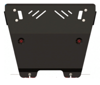 Защита картера и КПП Renault Scenic 1,5D МТ сталь 2 мм, вес: 10,4, время установки: 15-30 мин