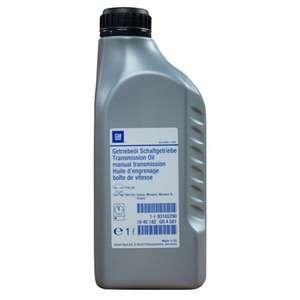 Принадлежность для ТО трансмиссионное МКПП SAE GL4 75W85 1940182= 93165290 (пластик ЕС) (1L)