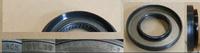 Сальник хвостовика переднего моста LH 4x4 GREAT-WALL HOVER (40X74X9.6\15.3)  CC6460KY