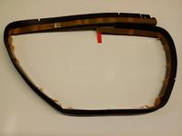 Уплотнитель капота corolla e15 2010-2013 прокладка