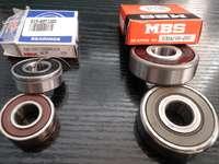 Подшипник генератора Denso 17x52x16mm\ Toyota, Honda, Mazda, Volvo, Lexus 4A,5A,7A,3S,4S,1G,1JZ,4E,5E,1KZ,1HZ WAI-1030424W= CARGO-142075= NSK-B17101AT1XDDG8BCM= KOYO-6304b17w162rs= SAEMOTO-SM44079= FKC-4372RS