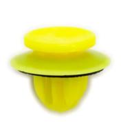 Клипса боковой накладки, желтая 10мм ToyotaNoah2002 -