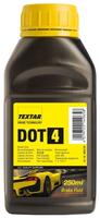 Жидкость тормозная DOT4 0,25L TEXTAR