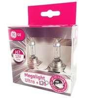 Лампа H7 12V- 55W (PX26d) (+130% ±) Megalight Ultra +130 (..2°.) 93039912 (58520XNU) General Electric