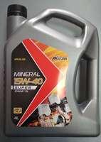 Масло моторное AKross минеральное SUPER 15W40 4L SG/CD